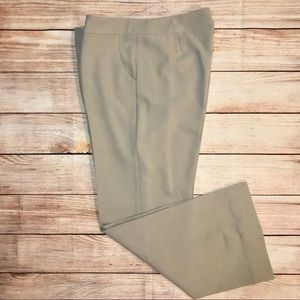 Anne Klein Gray Suit Pants SIZE 12